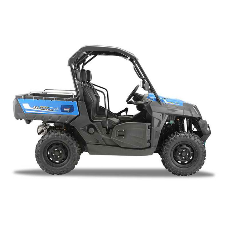 Quad Bikes & Utility Vehicles