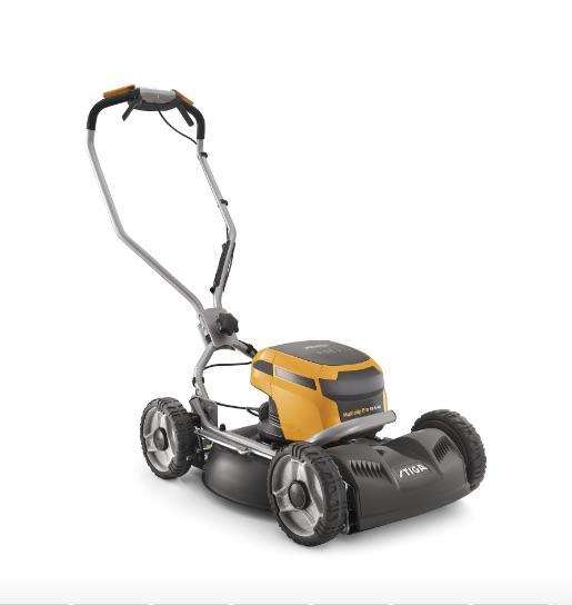 Meldrums Garden Machinery & Equipment Stiga Multiclip 50 S AE Cordless Lawnmower