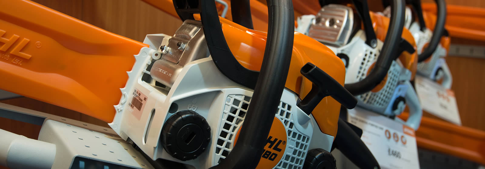 <strong>SCOTLAND'S LEADING STIHL SUPPLIER</strong>