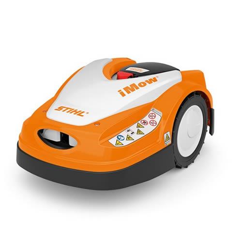 Meldrums Garden Machinery & Equipment Cupar STIHL iMOW robotiic lawnmower