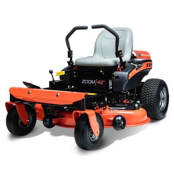 Meldrums Garden Machinery & Equipment Cupar Ariens Zoom 42 ride on mower