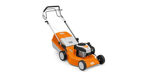 Meldrums Garden Machinery & Equipment Cupar STIHL RM 253 T petrol lawnmower