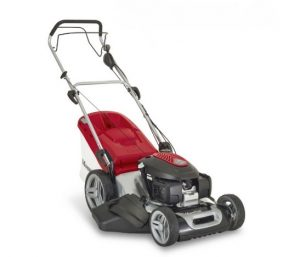 Mountfield SP485 HW V self-propelled petrol lawnmower available from Meldrums Garden Machinery & Equipment, Cupar, Fife