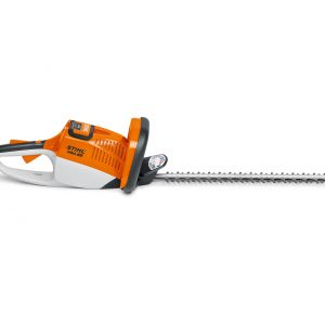 STIHL HSA 66 cordless hedge trimmer available from Meldrums Garden Machinery and Equipment, Cupar, Fife