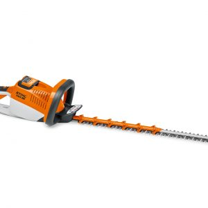 STIHL HSA 86 cordless hedge trimmer available from Meldrums Garden Machinery and Equipment, Cupar, Fife
