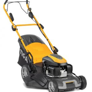 Stiga Combi 50 SVEQ H Petrol Lawnmower available from Meldrums Garden Machinery & Equipment, Cupar, Fife
