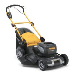 Stiga Combi 955 SQ AE Cordless Lawnmower available from Meldrums Garden Machinery & Equipment, Cupar, Fife
