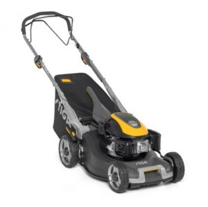 Stiga Twinclip 50 S self-propelled lawnmower available from Meldrums Garden Machinery & Equipment, Cupar, Fife