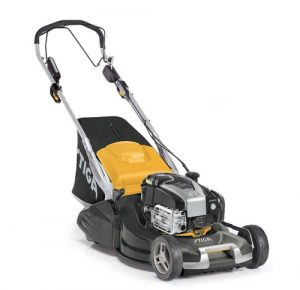 Stiga Twinclip 50 SVE-RB lawnmower available from Meldrums Garden Machinery & Equipment, Cupar, Fife