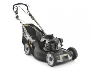 Stiga Twinclip 55 S H BBC Self-Propelled Petrol Lawnmower available from Meldrums Garden Machinery & Equipment, Cupar, Fife