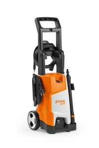 Stihl RE 90 Pressure Washer available from Meldrums Garden Machinery & Equipment, Cupar, Fife