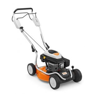 Stihl RM 2 RT petrol lawnmower available from Meldrums Garden Machinery and Euipment, Cupar, Fife
