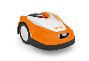 Stihl RMI 422 P iMow Robotic Mower available from Meldrums Garden Machinery and Equipment, Cupar, Fife