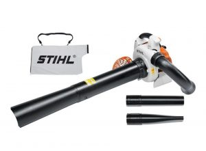STIHL SH 86 C-E vacuum shredder and blower available from Meldrums Garden Machinery and Equipment, Cupar, Fife